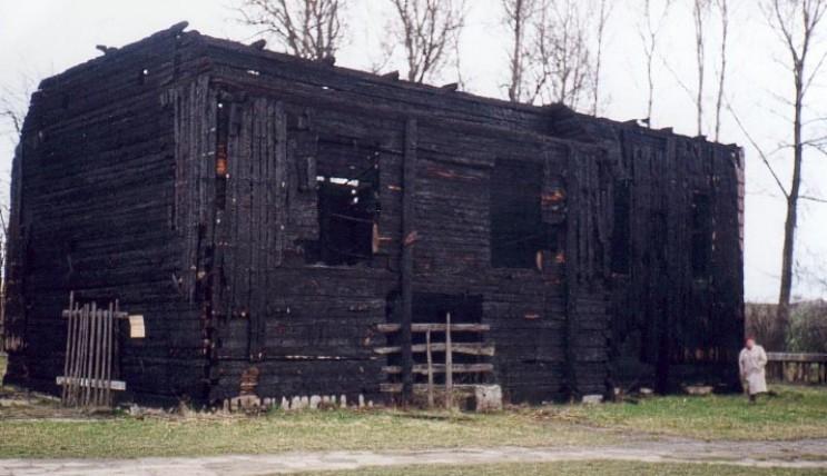 Po pożarze